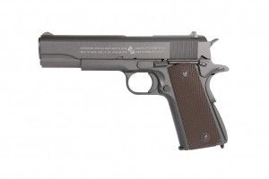 Colt m1911 a1  anniversary co² Blow-Back