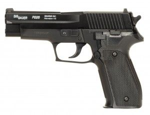 Sig sauer p226 hpa