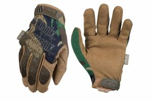 Gants THE ORIGINAL Camo woodland