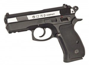 Cz 75d compact dual tone co² Blow-Back