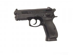 Cz 75 p-07 duty co² Blow-Back