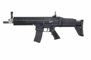 SCAR-L Open Bolt CQC GBBR WE Black