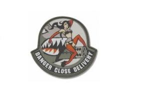 Patch danger close delivery camo