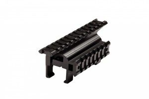 rail de montage haut et lateral mp5/g3