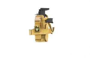 Holster MP7 PANTAC cordura tan