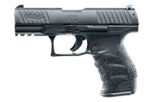 WALTHER PPQ noir