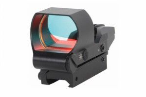 Compact red dot sight mutli reticules Swiss Arms