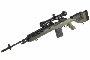 M14 DMR SOCOM foliage green G&P
