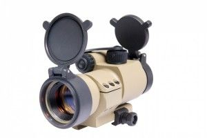 Red dot military 30 mm tan G&P