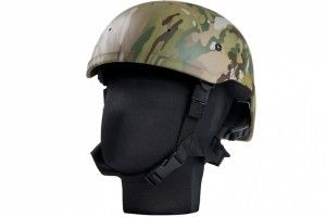 Casque leger mich 2001 Multicam TMC