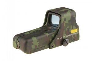 Holosight 552 camo digital woodland