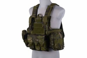 Gilet tactique CIRAS multicam tropique