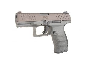 Walther PPQ M2 METAL GRAY GBB