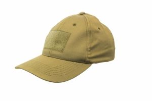 Casquette tactical coyote brown nuprol