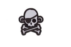 Patch SkullMonkey