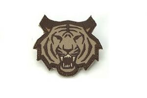 Patch tiger arid