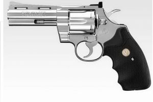 Tokyo Marui Colt Python.357 2.5 pouces stainless silver