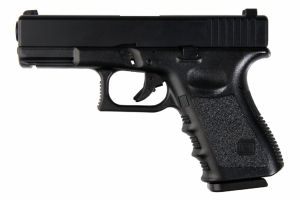 G23 gbb abs slide black