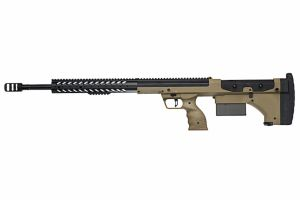 Silverback SRS 26 pouces long barrel flat dark earth Push Bolt