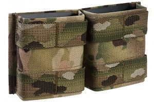 KYWI shorty double Pouch 5.56 ESSTAC multicam