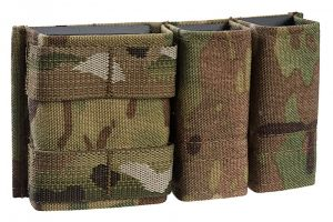 KYWI Pouch 5.56/9mm 1+2 Side BY Side ESSTAC multicam