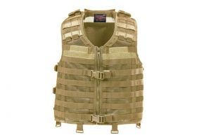 Veste modulable Thorax Molle Pentagon coyote