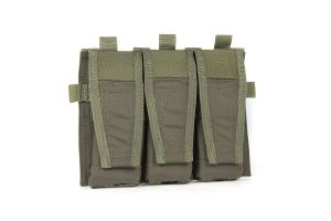 5.56 SMART POUCH FLAP RANGER GREEN