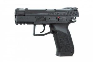 cz 75 p-07 duty blow-back 4.5 mm