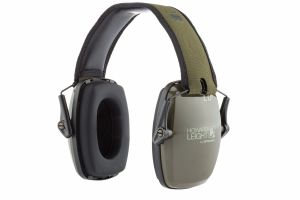 Casque de protection anti-bruit pliant LEIGHTNING L0F Kaki