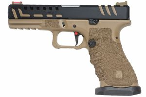 APS Scorpion Desert D-Mod Pistol Gas Version