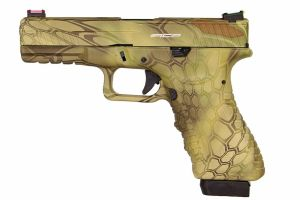 APS S17 ACP krypek mandrake Pistol Gas Version