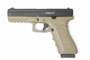 APS Pistol Tan Facelift  Gas Version