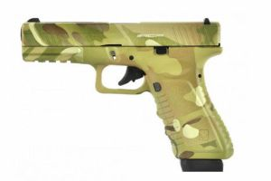APS Pistol Multicam Facelift Gas Version