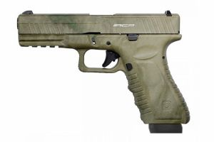 APS Pistol A-Tacs FG Facelift Gas Version