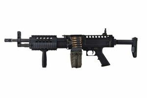 ARES Knights Armament Stoner LMG