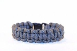 bracelet paracorde foliage green