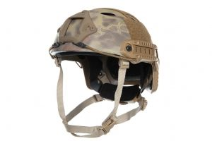 Casque Emerson fast Para Jumper retention HIGHLANDER