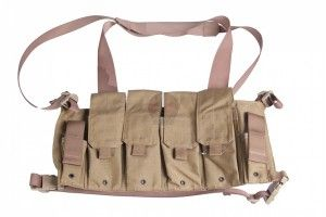 Tactical chest vest  Milspex tan