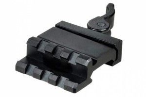 3-slot rail angle mount UTG