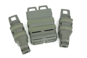 Porte chargeur fast mag 5.56/9 mm olive