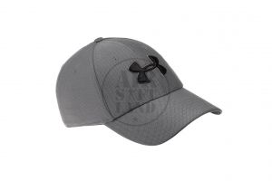 Casquette Under Armour Blitzing 3.0 graphite (M/L)