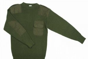 PULL-OVER  OTAN GREEN