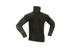 Combat shirt ATP Black Invader Gear multicam black