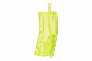 BB LOADER HIGH CAPA 400 BILLES TYPE M4 jaune fluo