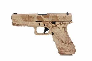 APS Pistol Kryptek nomad Facelift Gas Version