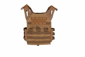 Plate carrier JPC Emerson coyote