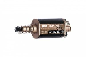 Moteur Highspeed Infinity U-45000 axe long Ultimate