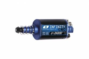Moteur Highspeed Infinity U-35000 axe court Ultimate