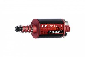 Moteur Highspeed Infinity U-40000 axe court Ultimate