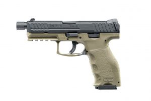 HK VP9 tactical gbb flat dark earth (VFC)